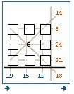 Math square 1 screenshot