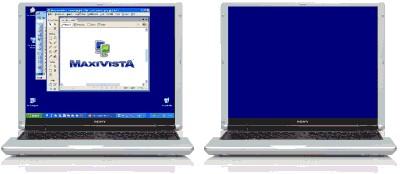 MaxiVista - Multi Monitor Software 2.0.18 screenshot