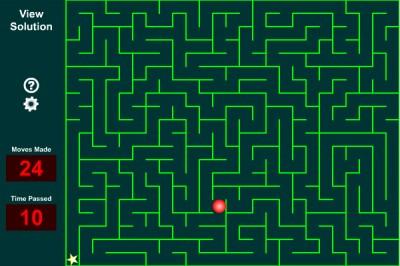 Maze 2.13.2 screenshot