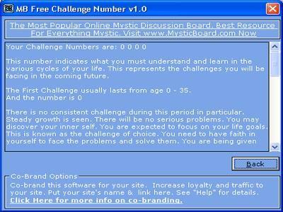 MB Free Challenge Number 1.25 screenshot