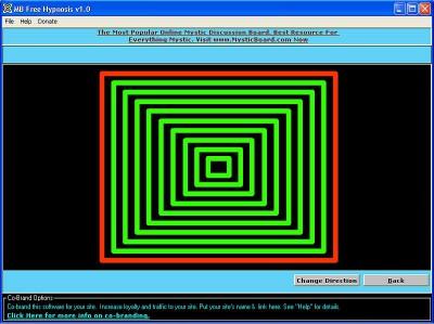 MB Hypnosis 1.45 screenshot