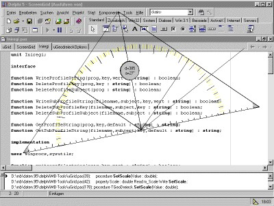 MB-Ruler 5.1 screenshot