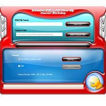 McFunSoft DVD to PSP Video Rip/Convert Workshop 8.0.10.11 screenshot
