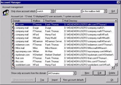 MDaemon 9.5.6 screenshot