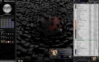 MEDIA Revolution 4.0.3 screenshot