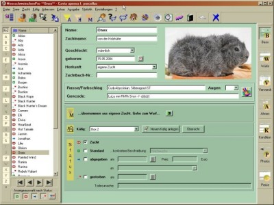 MeerschweinchenPro 1.11-5 screenshot