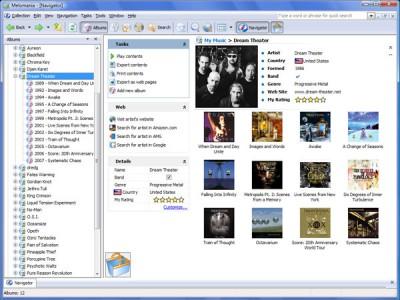 Melomania 1.89 screenshot