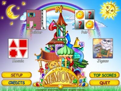 Memonix 1.5 screenshot