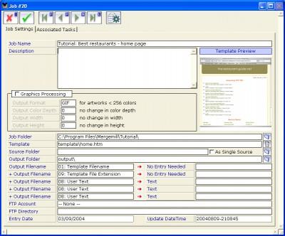 Mergemill 4.0.1 screenshot