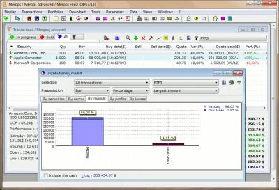 Merops 8.05 screenshot