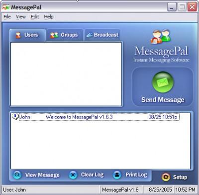 MessagePal 1.8.0 screenshot