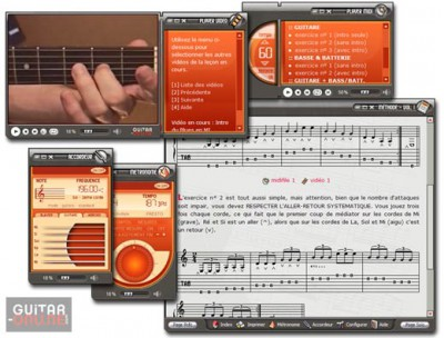 Methode de guitare - Vol I 5.5.0 screenshot