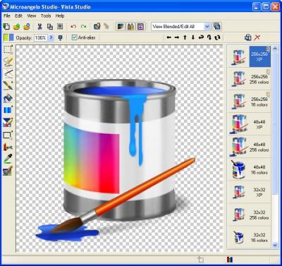 Microangelo Toolset 6.10.0071 screenshot