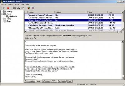 MING Network Monitor Home 4.0 screenshot