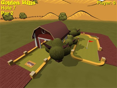 Minigolf Mania 1.0.430 screenshot