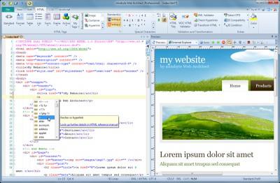 mirabyte Web Architect 10.0.1 screenshot