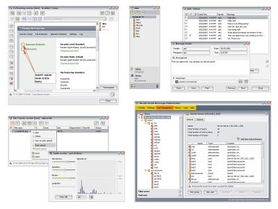 Mirador Instant Messenger 4.0.0.4 screenshot