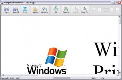 Miraplacid Publisher SDK 7.1 screenshot