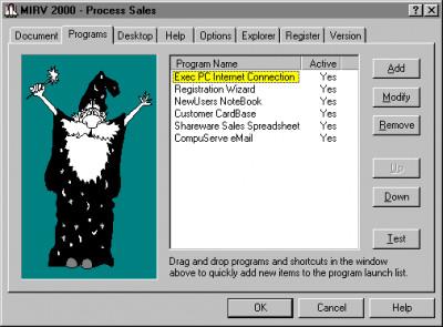 MIRV 2000 2.7 screenshot