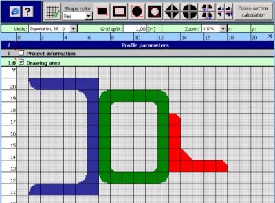 MITCalc - Profiles Calculation 1.18 screenshot