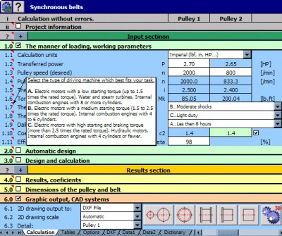 MITCalc3D for Autodesk Inventor 1.70 screenshot