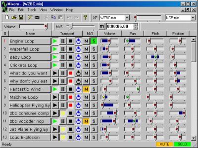 Mixere 1.0.82 screenshot