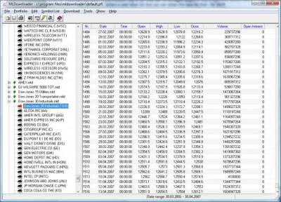 MLDownloader 7.1 screenshot