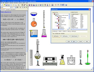 Model ChemLab 2.6.2 screenshot