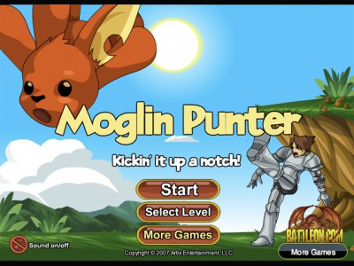 Moglin Punter 1.0 screenshot