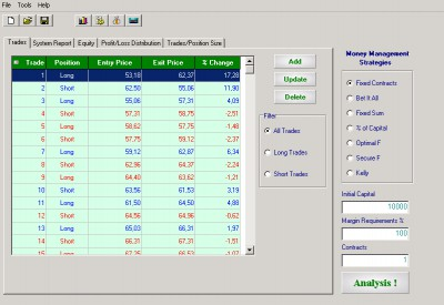 Money Management Explorer 1.25 screenshot