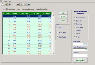 Money Management Explorer 1.25 screenshot