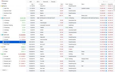 Moneyspire for Linux 16.0.44 screenshot