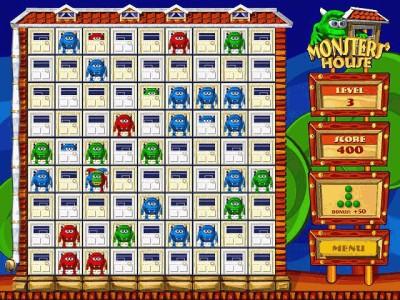 Monsters' House 1.0 screenshot