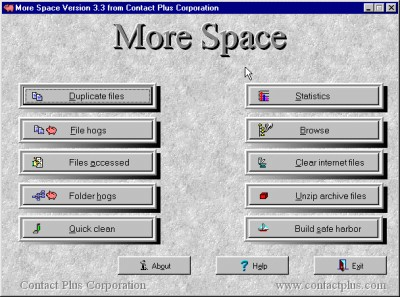 More Space 4.1 screenshot
