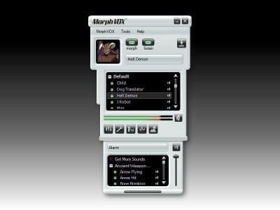MorphVOX Pro Voice Changer 4.4.20 screenshot