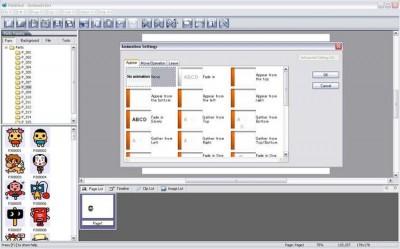 Motion Artist 3.0 screenshot