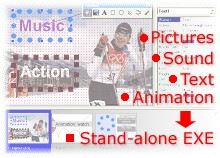 MotionStudio 4.1 screenshot