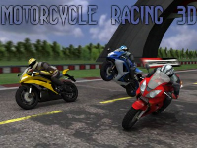 Motorcycle Racing 3D 1.0 screenshot