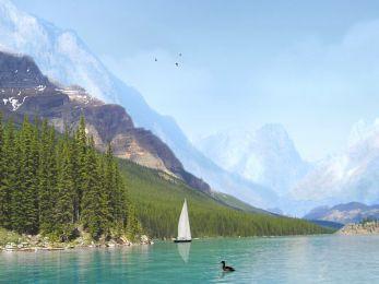 Mountain Lake 5.07 screenshot