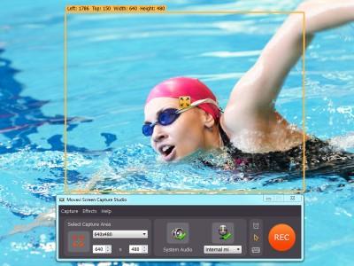Movavi Screen Capture Studio 6.1.0 screenshot