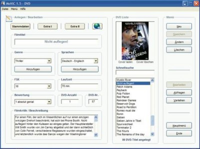 MoViC 1.5.4.2. screenshot