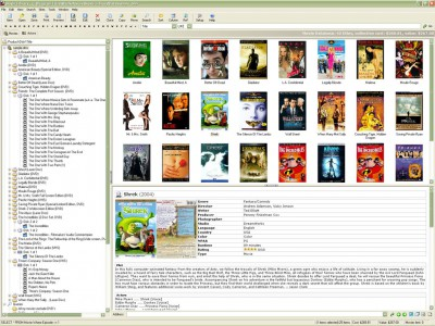 Movie Library 1.4.401 screenshot