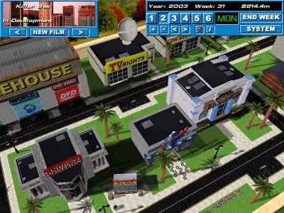 Movie Studio Boss v1.07 screenshot