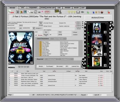 Movies Database 1.1 screenshot