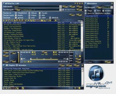 MP3Find Pro 5.02 screenshot