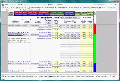 mrs_URLAUBSPLAN 5.14 screenshot