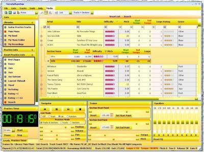 mTrax 2.9.8.1 screenshot