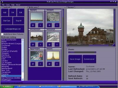 Multi Cam Pro 2.0 2.0 screenshot