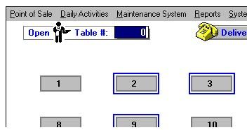 Multi POS for Restaurant 3.07.09 screenshot