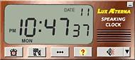 Multilingual Speaking Clock 2.6 screenshot